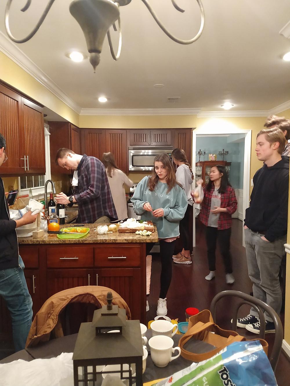 Capital Fellows Leadership and Vocational Development Program Washington DC