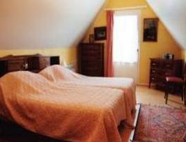 Chambre deux lits, gite n°2