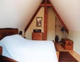 Chambre 1 lit, gite n°2
