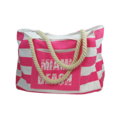 B360 | Tote Canvas Beach Bag
