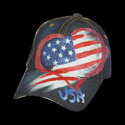 FH211 | Denim Hat