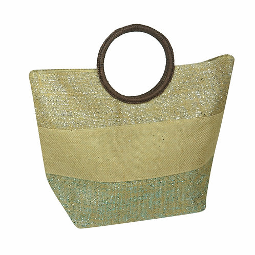 B549 | Beach Resort Glitter Bag