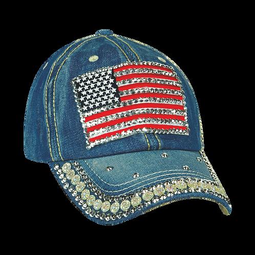 FH162 | Denim Hat