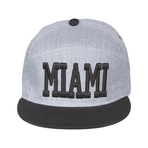 FH134M | Flat Bill City Name Hat