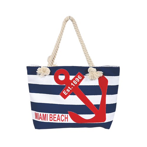 BB14 MIAMI | Cross Body Canvas Bag