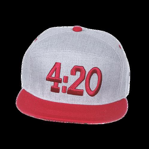 FH134 | Flat Bill Marijuana