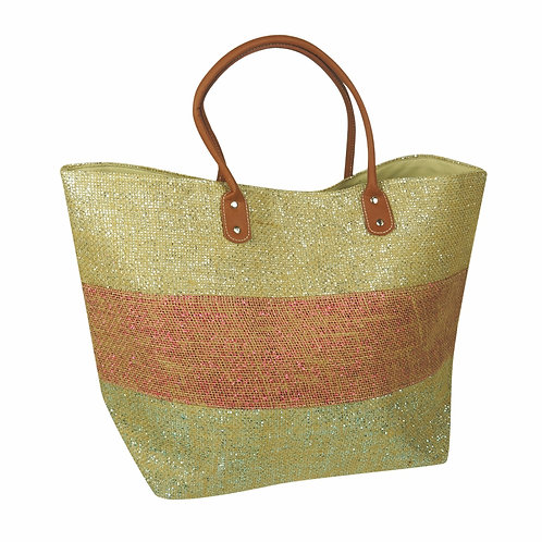B545 | Beach & Resort Glitter Bag