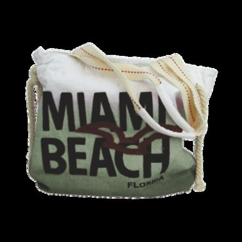 B354 WASH | Tote Canvas Beach Bag
