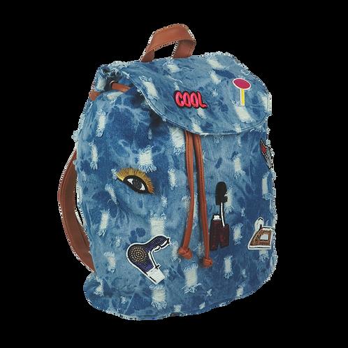 B542 | Denim Bag