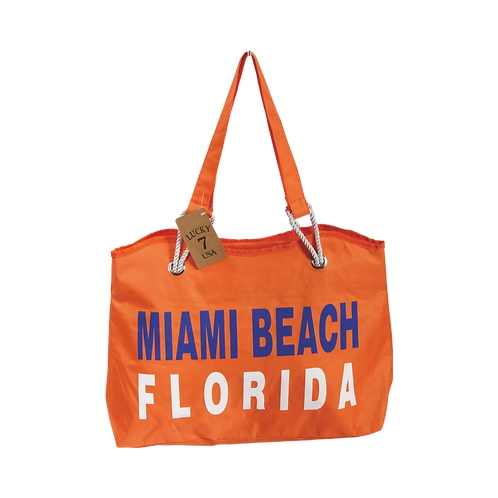 BB2  | Polyester Printed Beach Bag