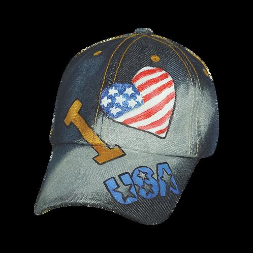 FH212 | Denim Hat