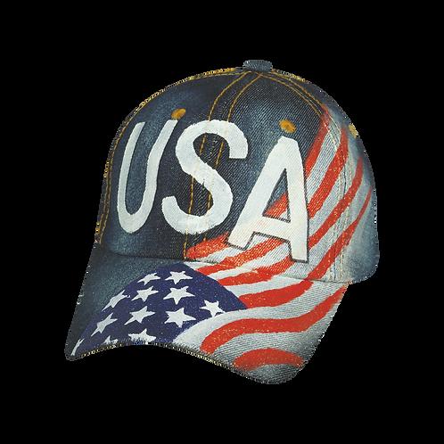 FH210   Denim Hat