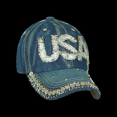 FH165 | Denim Hat