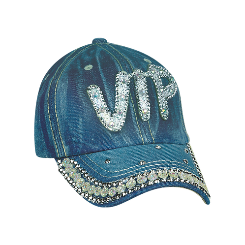 FH166 | Denim Hat