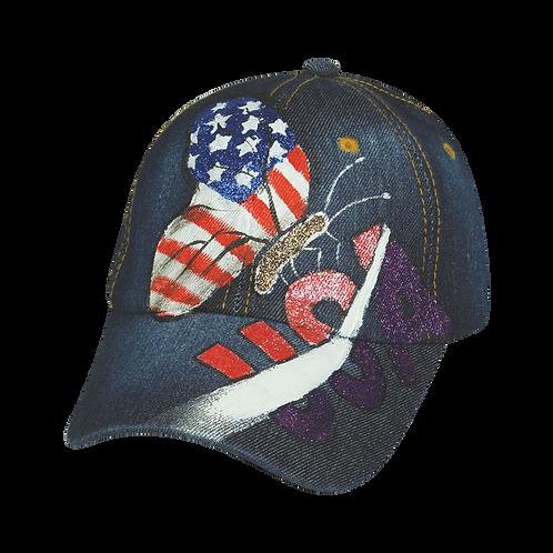 FH208 | Denim Hat