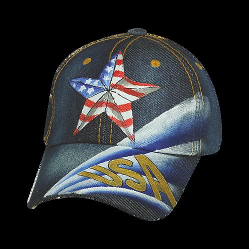 FH209 | Denim Hat