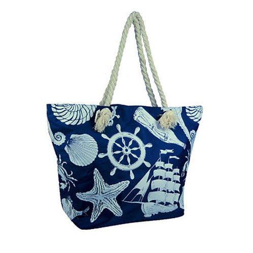 B538   Tote Beach Bag