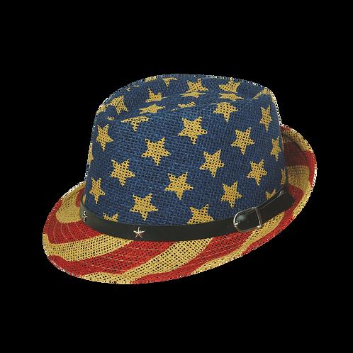 FH199USA | Fedora Hat