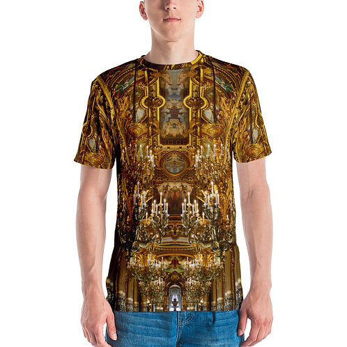 Gilded Hall of Chandeliers and Frescoes T-shirt