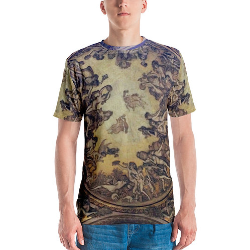 Relief Party Scene T-shirt