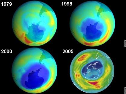 ozonio efeito estufa