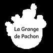 La Grange de Pachon logo blanc.png