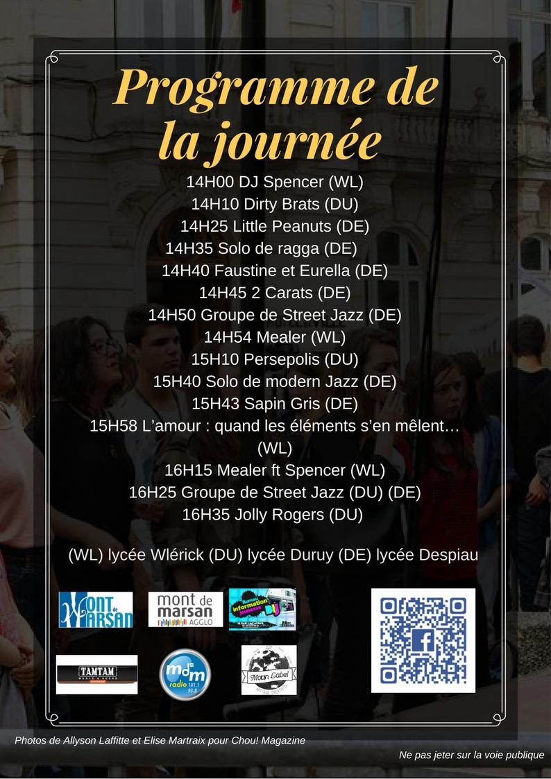 Plaquette Prête-Moi Ta Rue 4eC