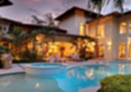 Luxury Homes in Cancun