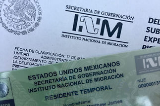 Take permanent residency in Mexico