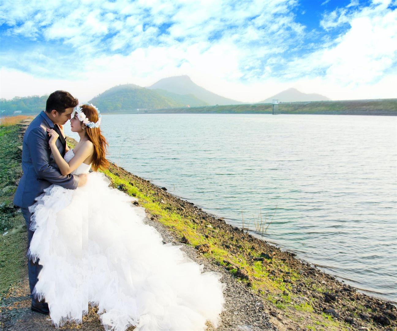 Символическая свадьба в Тайланде.jpg