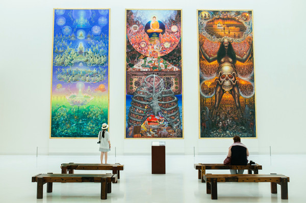 Museum of Contemporary Art (MOCA BANGKOK
