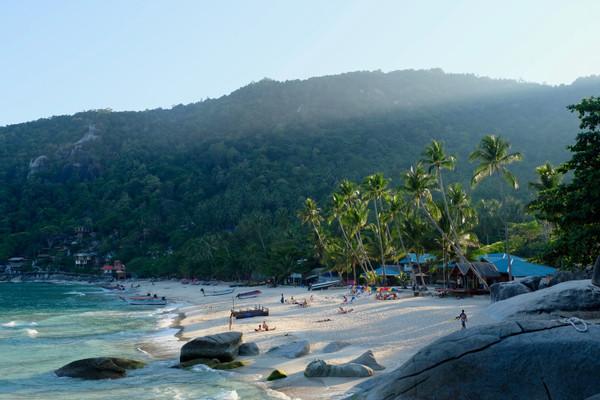 Had Yuan пляжа в Таиланде.jpg
