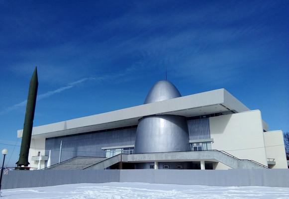 Музей истории космонавтики имени К. Э. Ц