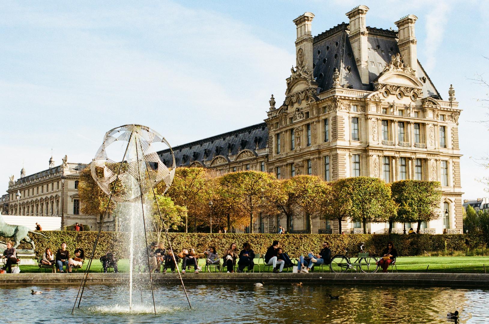 Париж, Сад Тюильри, фонтан .jpg