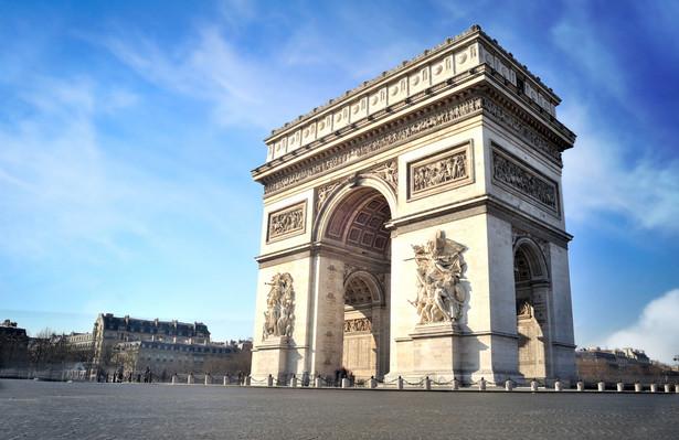 Достопримечательности Парижа, Триумфальн
