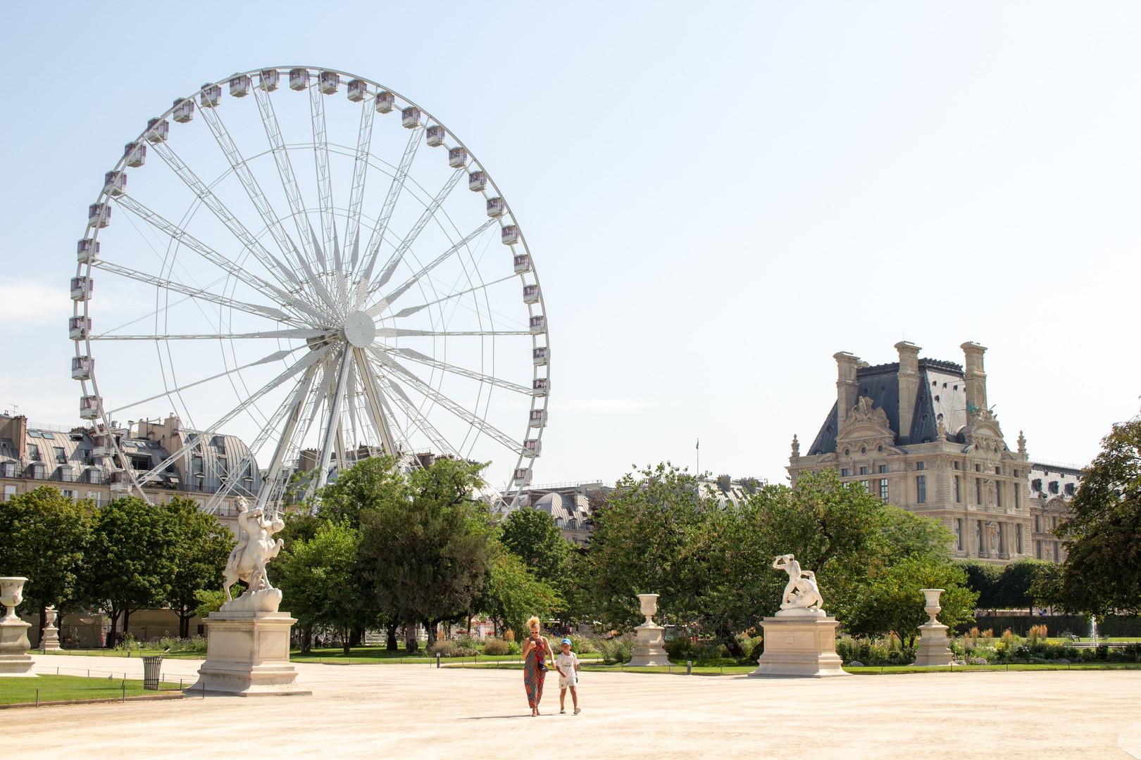 Париж, Сад Тюильри.jpg