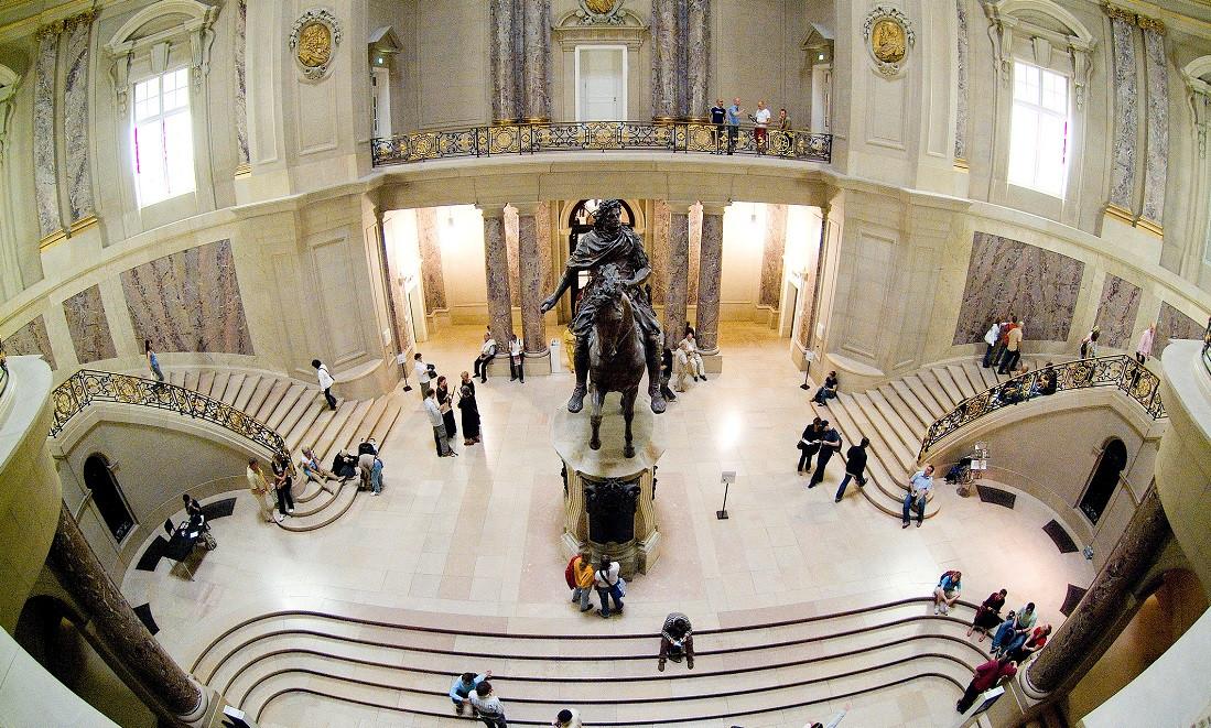Музей Боде Большой купольный зал.jpg