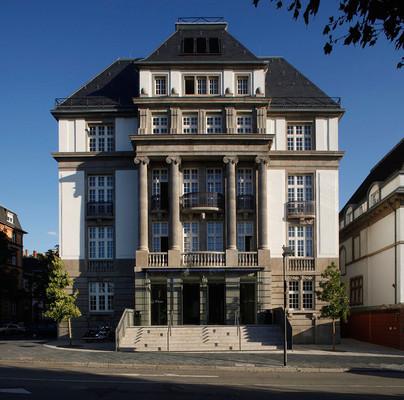 Музей немецкой кинематографии Франкфурт.