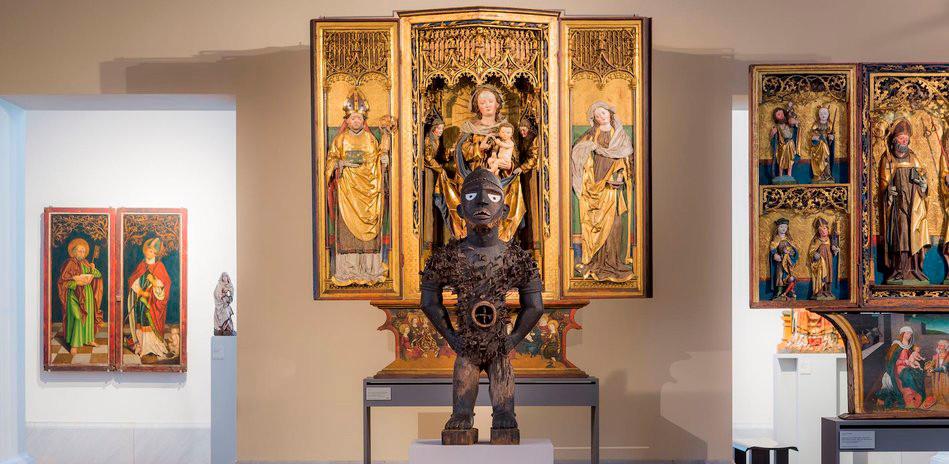 Музей Боде Искусство Африка.jpg