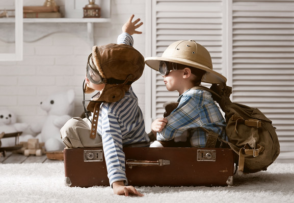 Как путешествовать с детьми – собираем в