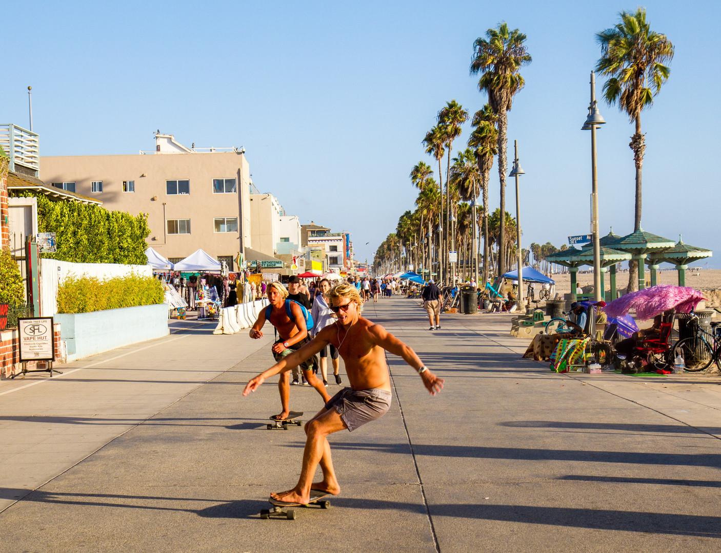 Пляж в Лос-Анджелесе.jpg
