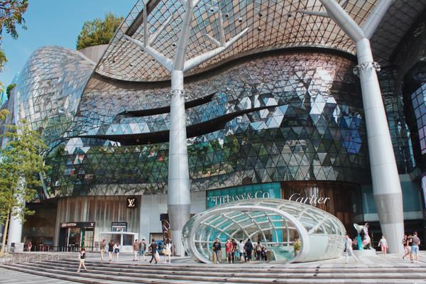 Сингапур район Орчард-роуд шоппинг.jpg