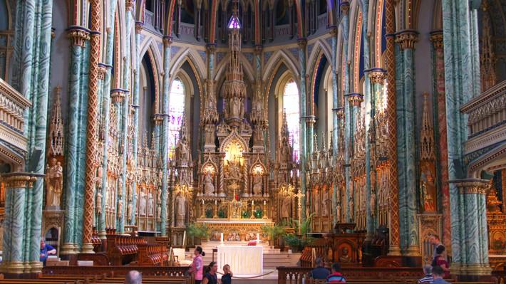 Римско-католическая Базилика Нотр-Дам От