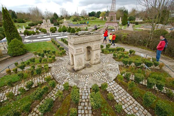 Парк развлечений Франция в миниатюре, Париж.jpg