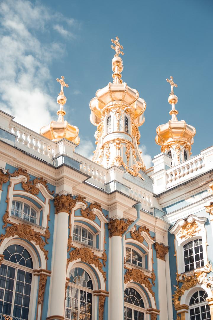Екатерининский дворец, Садовая улица, Са