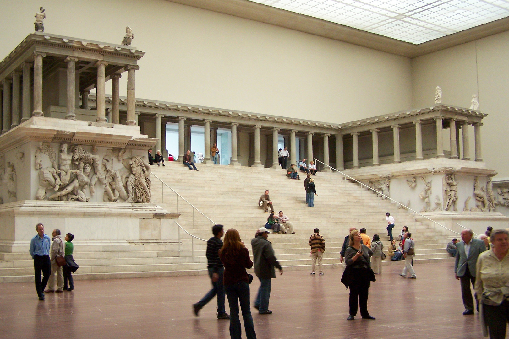 Пергамский музей в Берлине.jpg