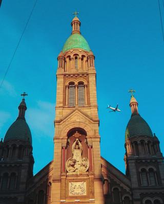 Базилика Святого Причастия Буэнос-Айрес.