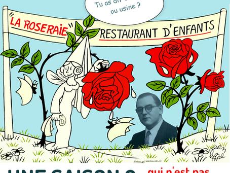 Rémi Hackert  pour Montgeron en Commun : Sur la restauration scolaire