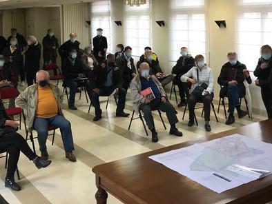 Modification du Plan Local d'Urbanisme (PLU)