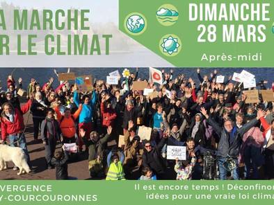Marche pour une vraie loi Climat